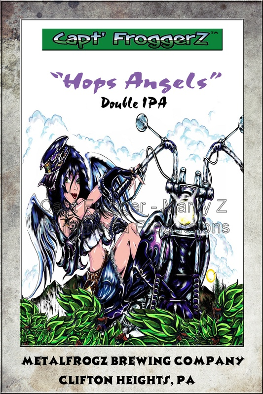 Hops Angels Double IPA